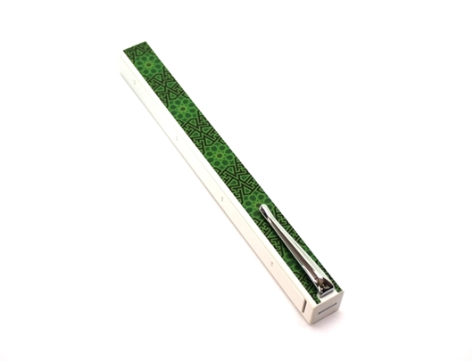 Penwak Miswak Kit White Arabesque Green
