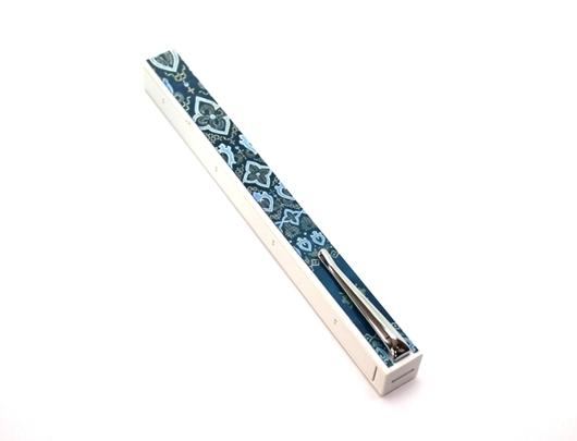Penwak Miswak Kit White Turkish Blue