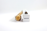 Penwak Miswak Tooth-stick open pure white holder